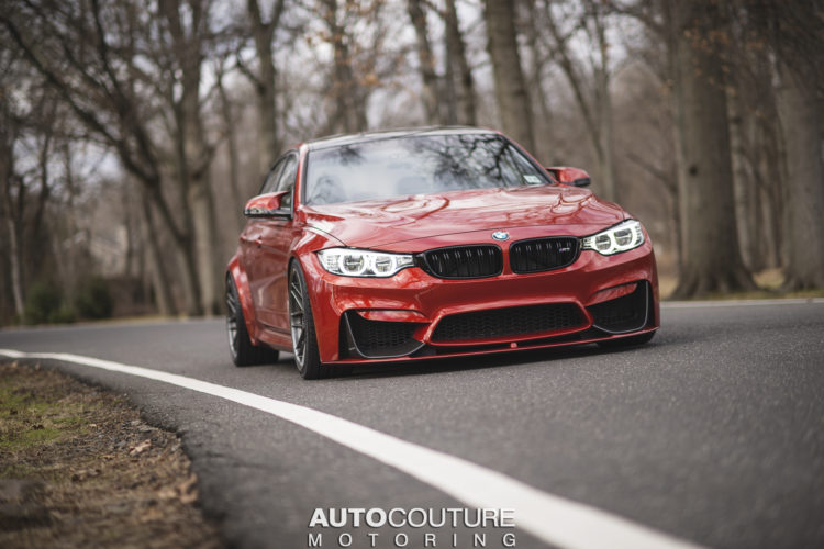 Beautiful Sakhir Orange BMW M3 Build 6 750x500