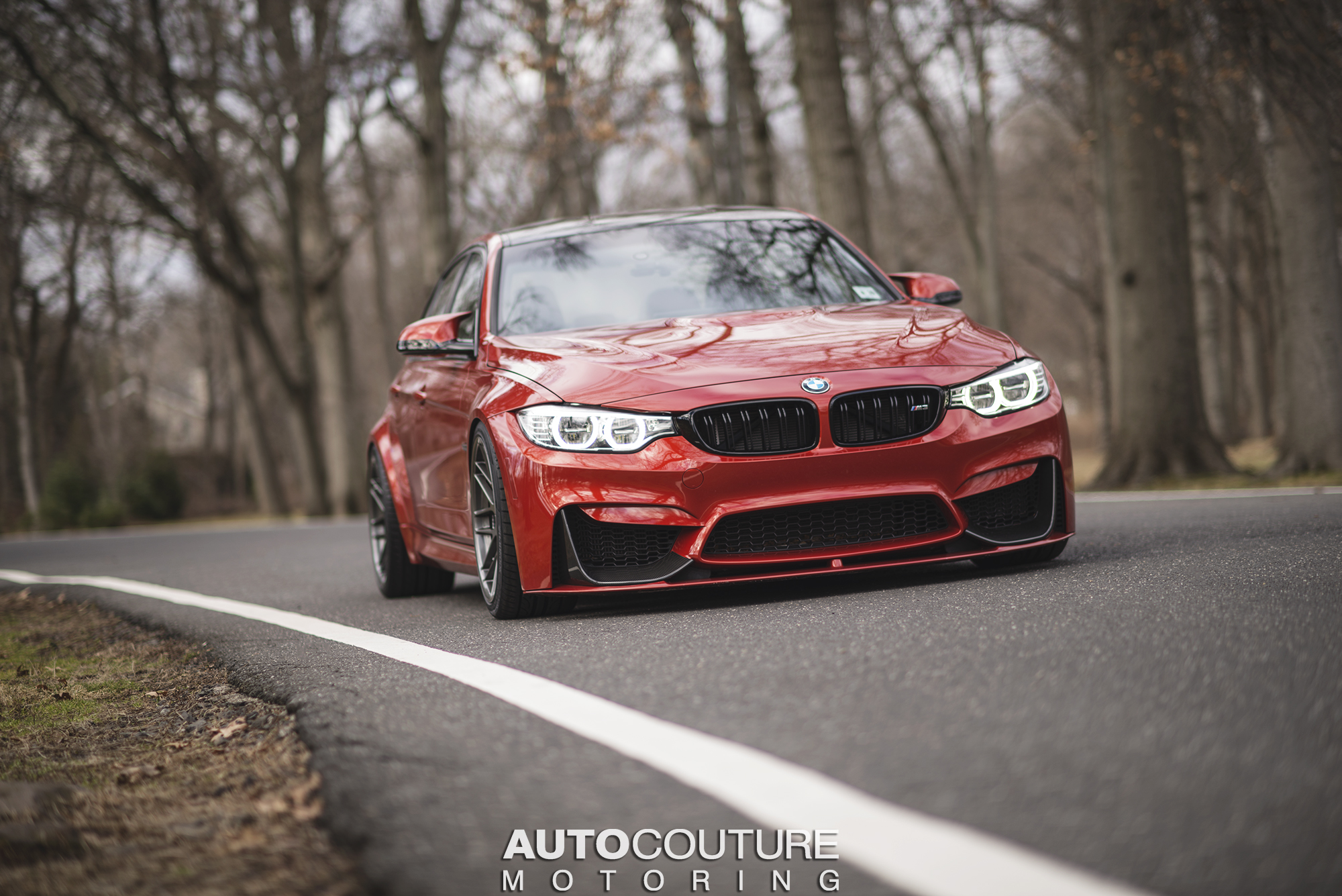 This Gorgeous Sakhir Orange Bmw M3 Build Will Knock You Off Your Feet