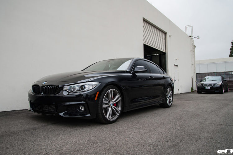 Black Sapphire Metallic 435i Gran Coupe Gets A Brake Upgrade 17 750x500