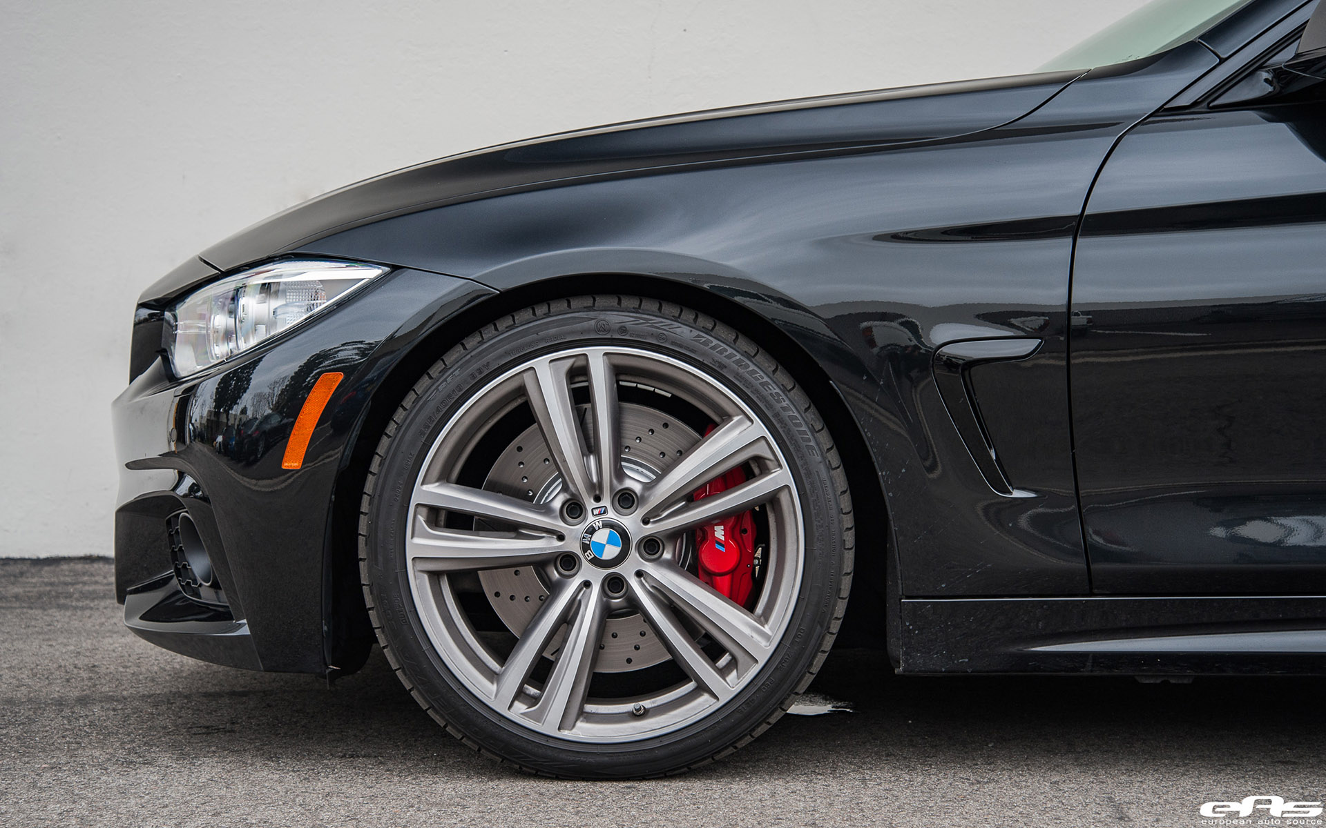 BMW 435i Gran Coupe Gets A Brake Upgrade