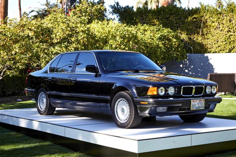 E32 BMW 750iL images 02 750x500