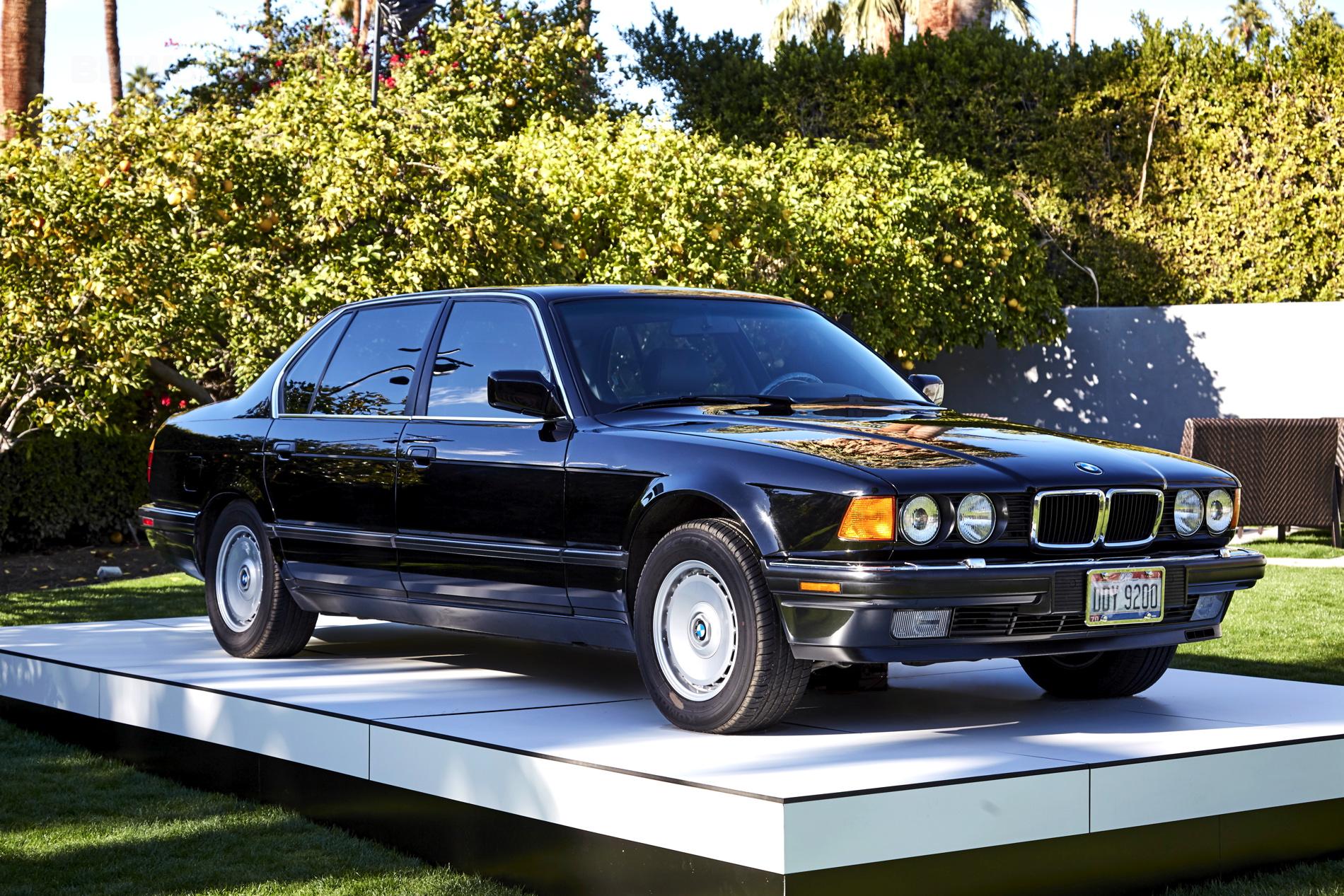 E32 BMW 750iL images 02