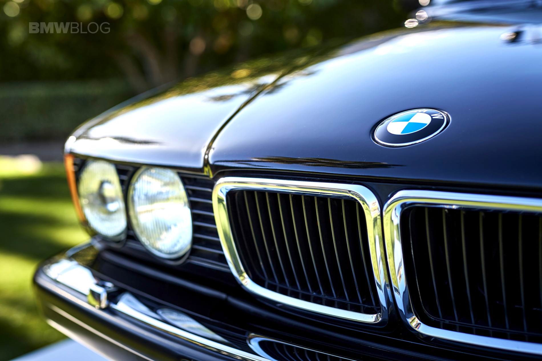 Bmw Palm Springs >> Photoshoot with the BMW E32 750iL