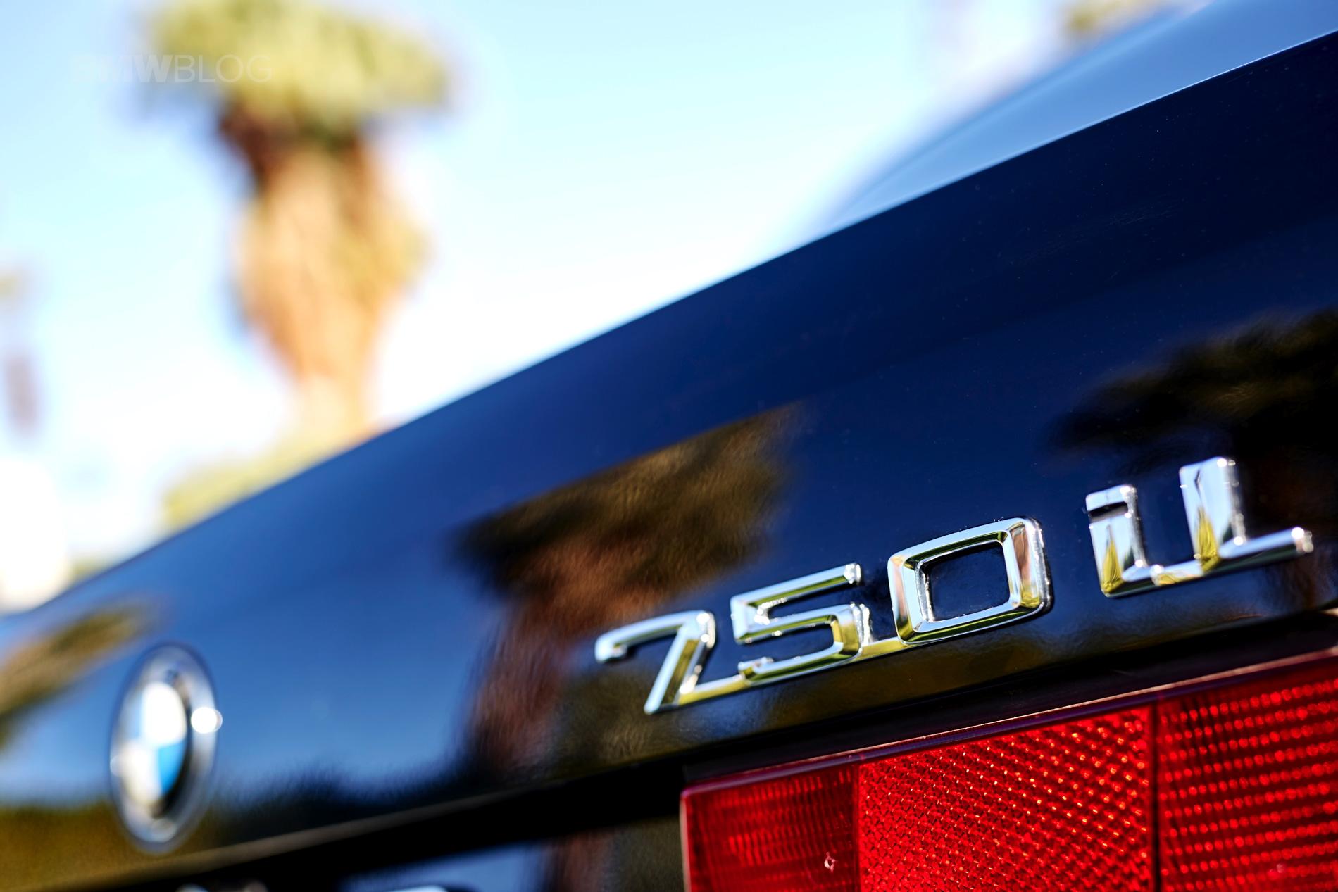 E32 BMW 750iL images 19