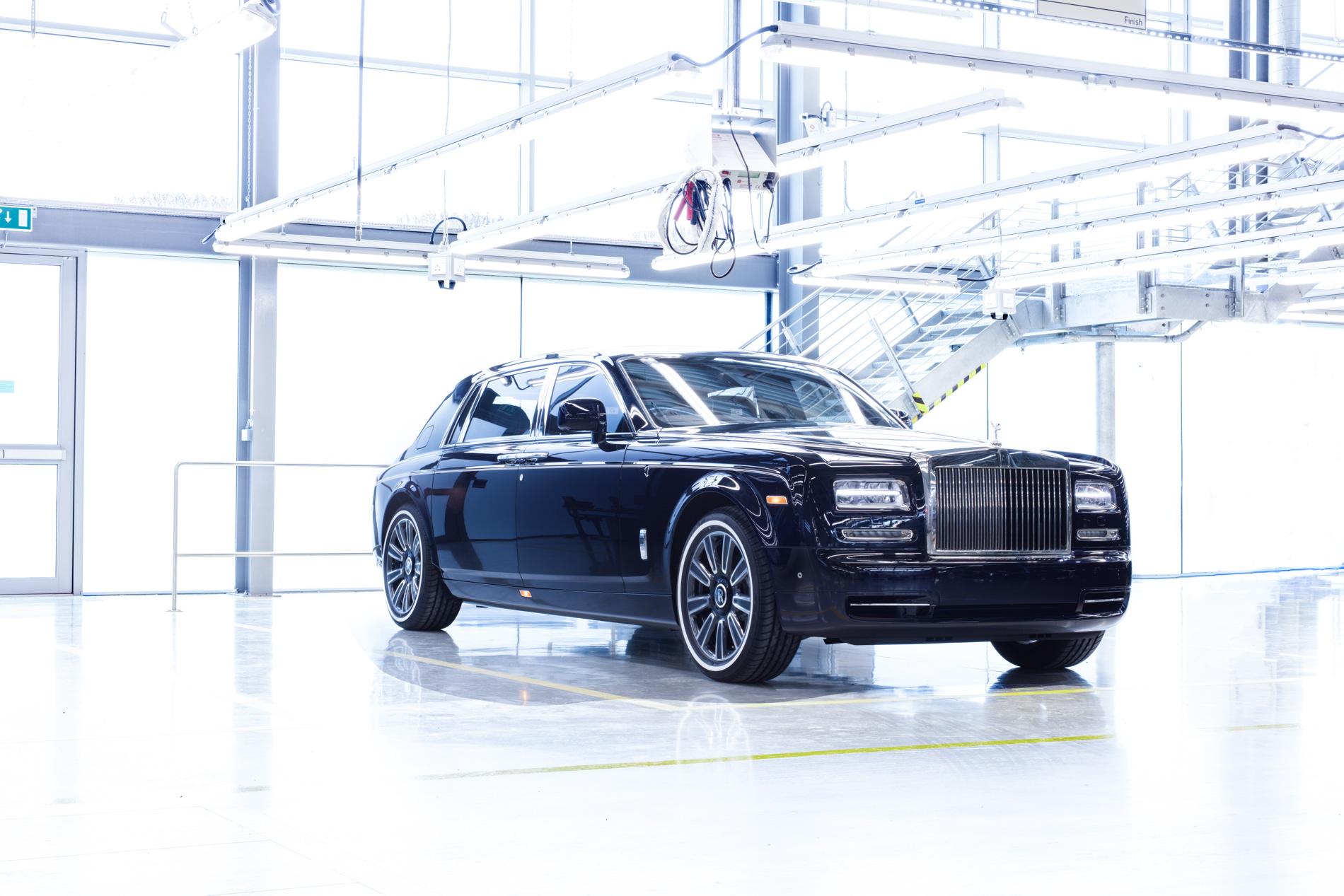 Final Phantom Rolls Royce Celebrates End of Generation VI 06
