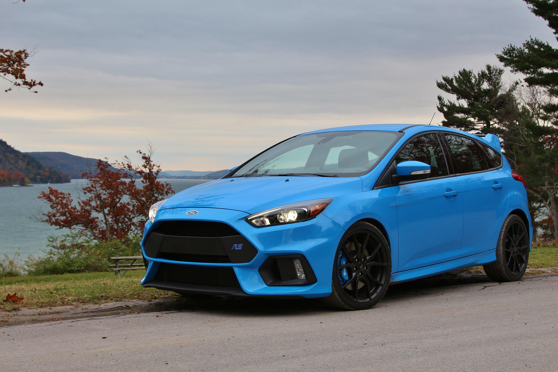 All Around Auto >> DRIVEN: Ford Focus RS - a BMW M2 Competitor