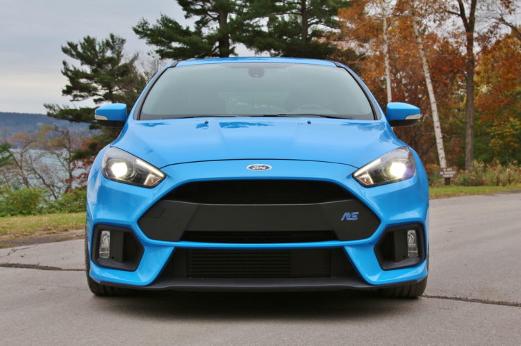 Ford Focus RS test drive 07 750x498