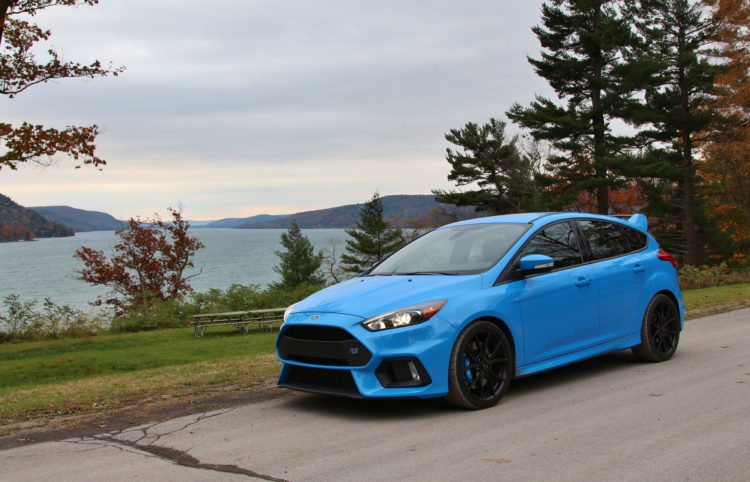 Ford Focus RS test drive 08 750x482
