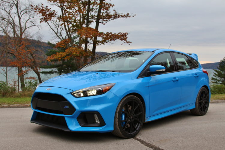 Ford Focus RS test drive 09 750x500