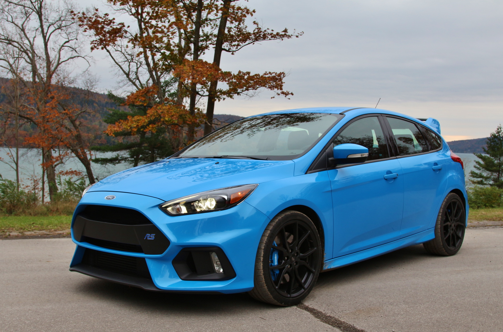 Driven Ford Focus Rs A Bmw M2 Competitor