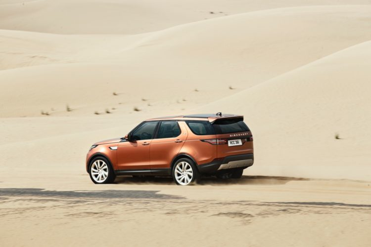 Land Rover Discovery0 750x500