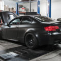 Matte Black BMW E92 M3 Supercharged Project By European Auto Source 14 120x120
