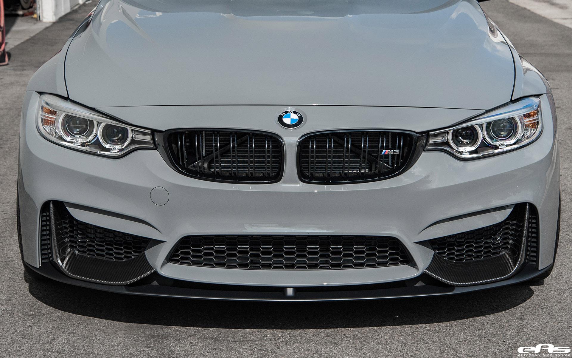 Bmw M2 Cs >> Nardo Gray BMW F80 M3 Gets Aftermarket Upgrades