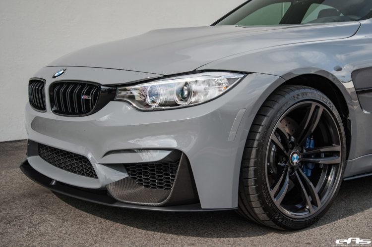 Nardo Gray BMW F80 M3 Gets Aftermarket Upgrades 6 750x499