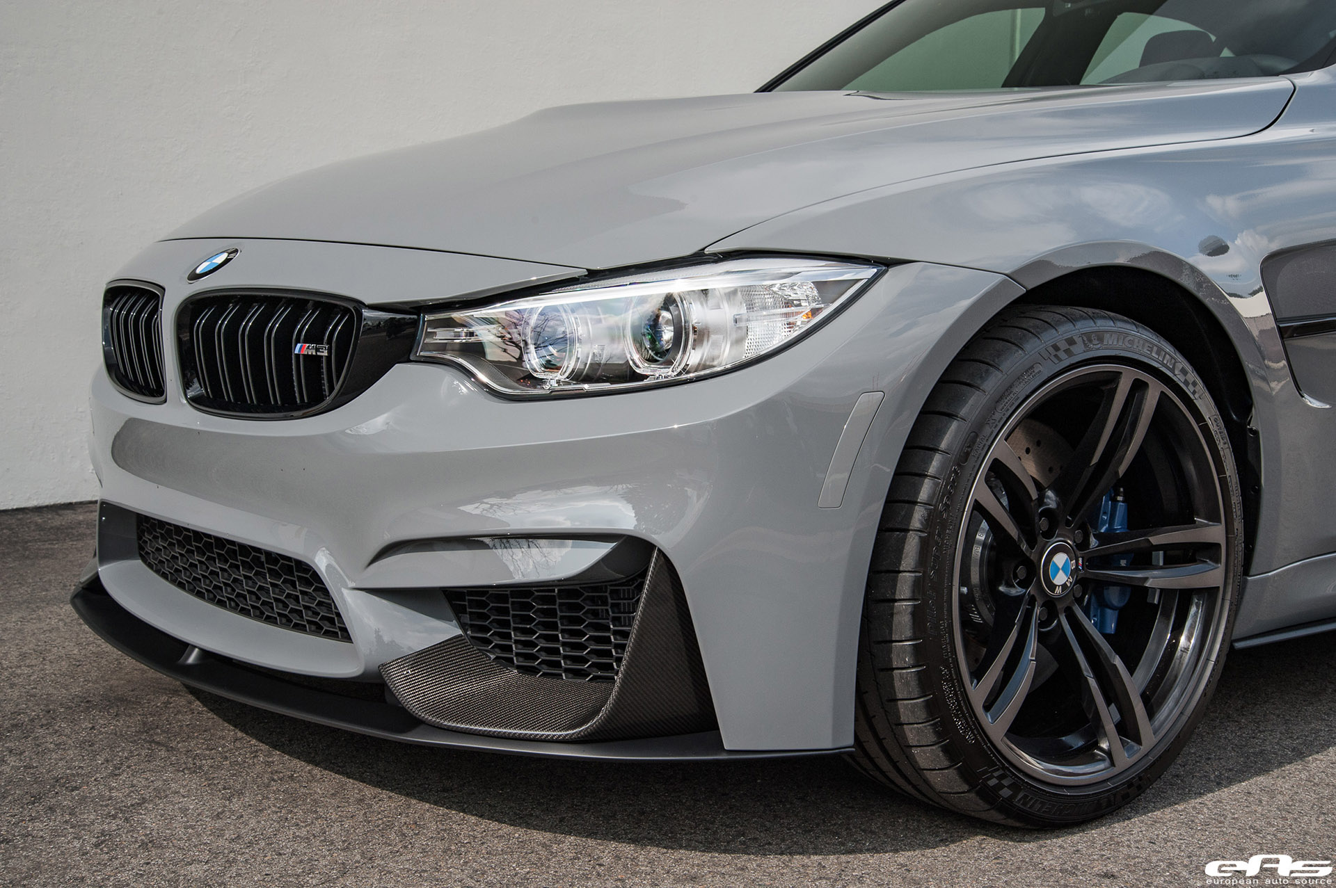 Bmw E60 Check Engine >> Nardo Gray BMW F80 M3 Gets Aftermarket Upgrades