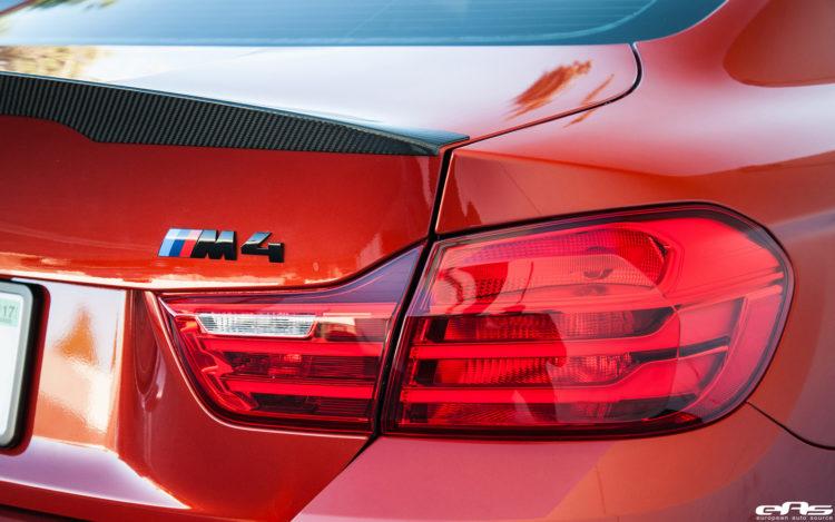 Sakhir Orange BMW F82 M4 Build 10 750x469