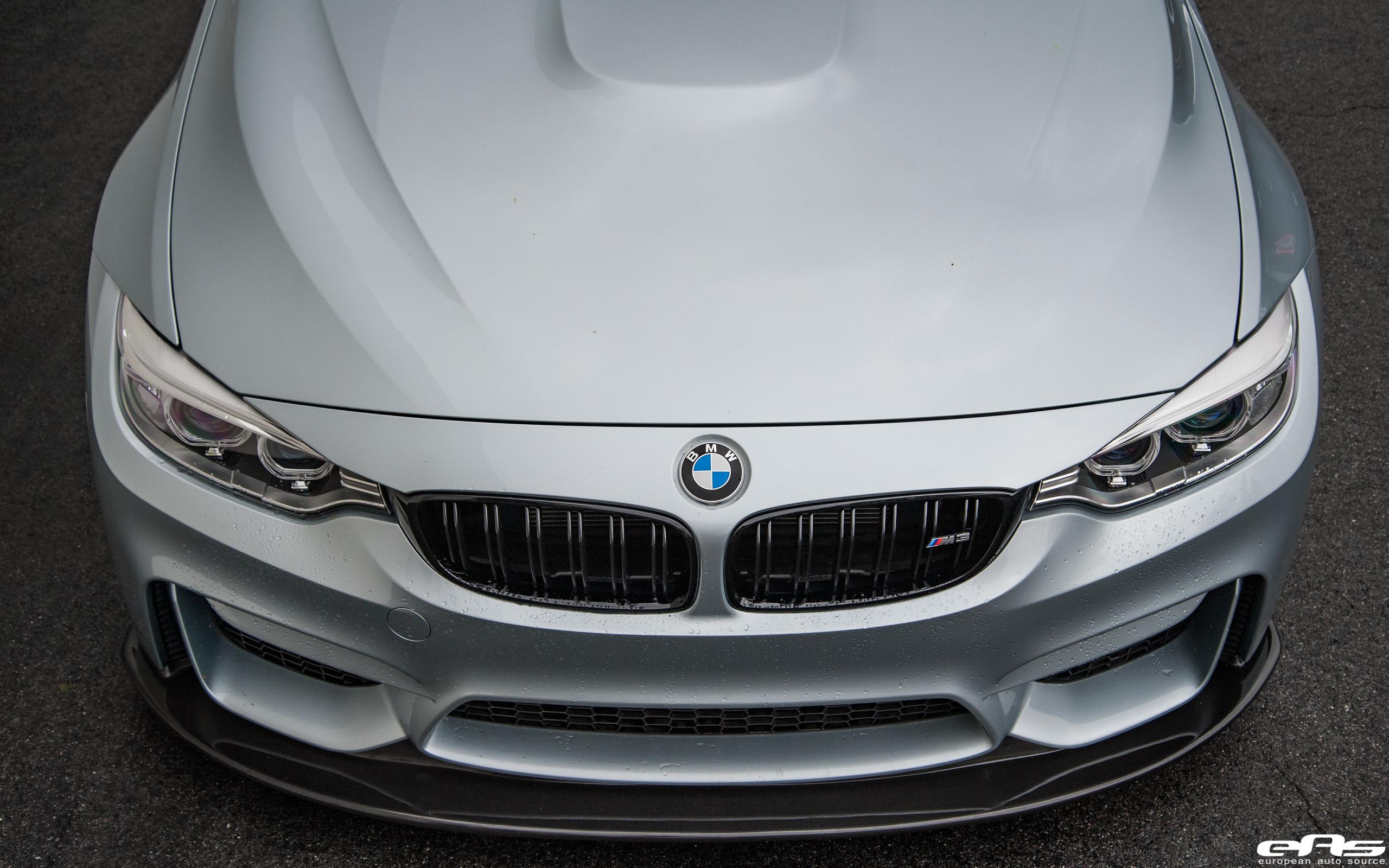 Silverstone Metallic BMW M3 Build By European Auto Source Images 11