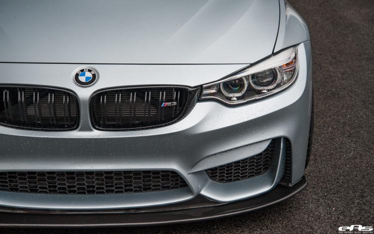 Silverstone Metallic BMW M3 Build By European Auto Source Images 7 750x469