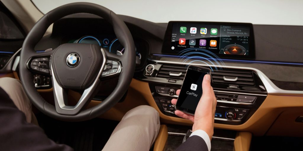 Rumor: BMW to announce Android Auto for iDrive in the future