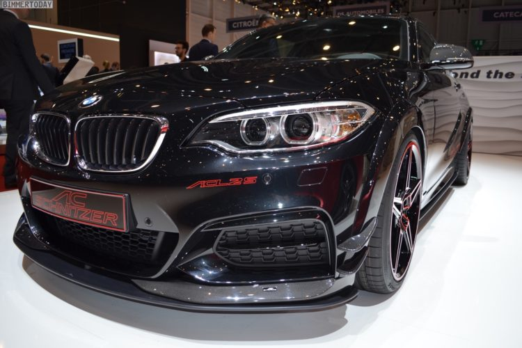 2017 Geneva: Is this the hottest BMW M240i ever made?