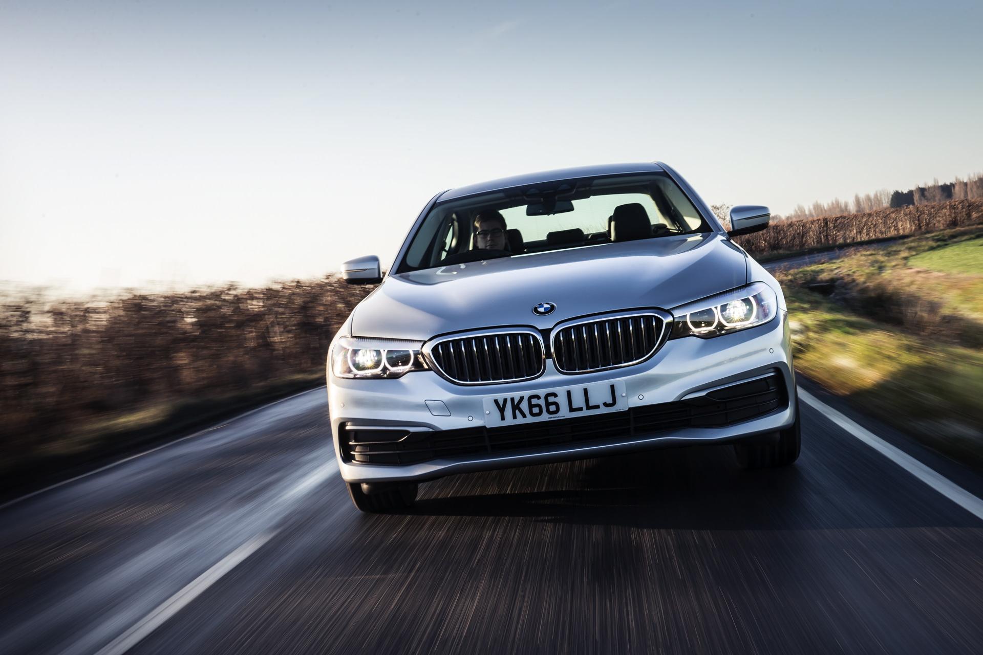 2017 BMW 520d SE 20