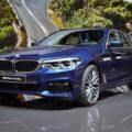 2017 BMW 5er Touring G31 M Sportpaket 530d xDrvie Mediterranblau Genf Live 14 120x120