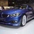 2017 BMW Alpina B4 S Coupe 4er F32 LCI Facelift Genf Live 18 120x120