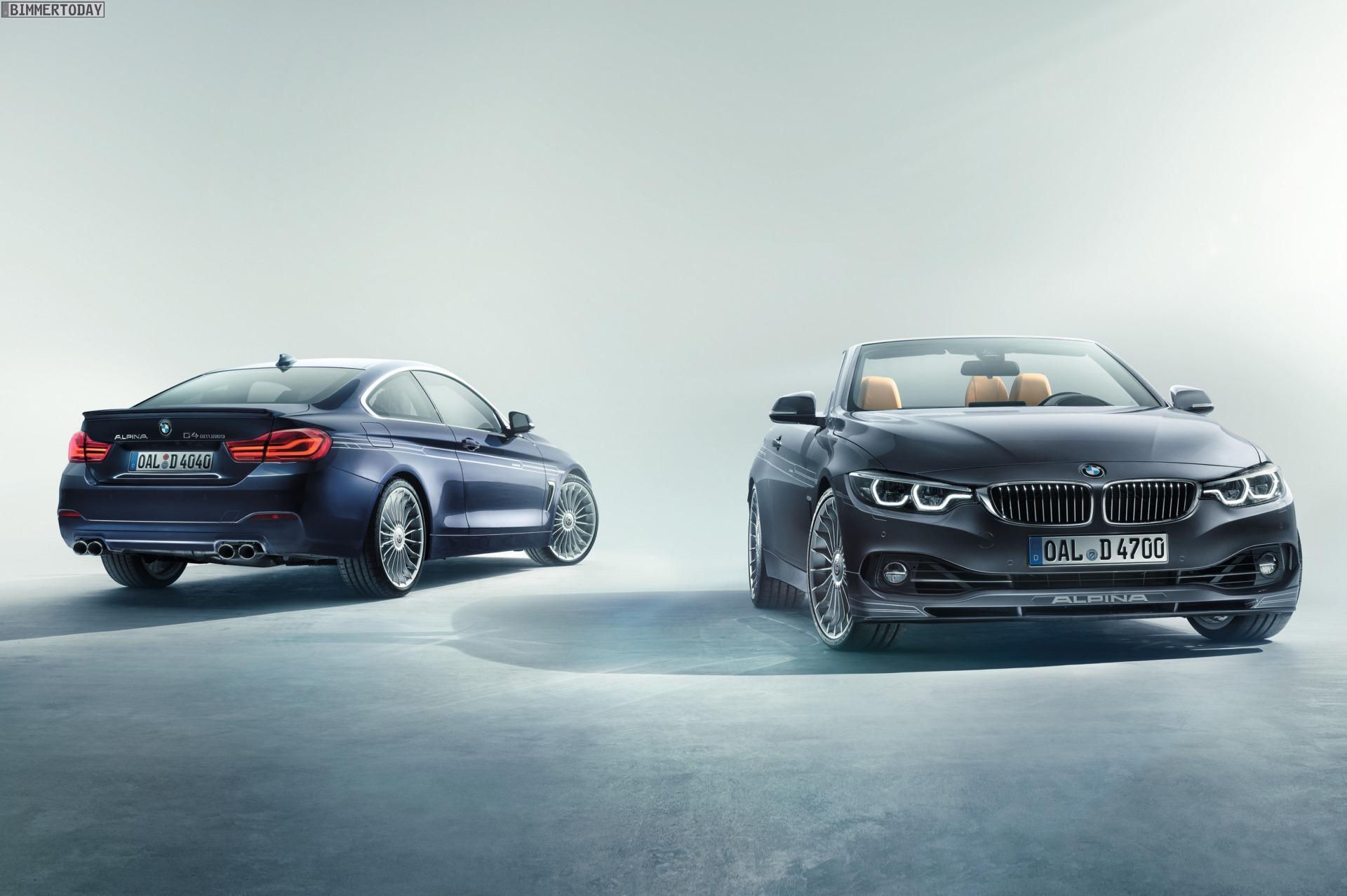 2017 BMW Alpina D4 Facelift Biturbo Diesel 03