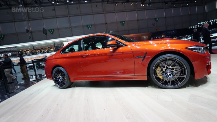 2017 BMW M4 Coupe Facelift Sakhir Orange 03 750x422