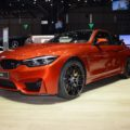 2017 BMW M4 F82 LCI Facelift Competition Coupe Sakhir Orange Genf Live 02 120x120