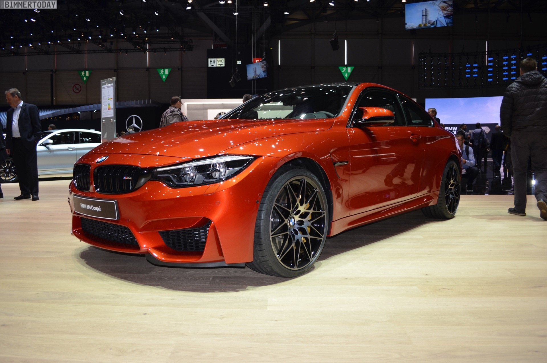 Updated 2017 BMW M4 Arrives in Australia Priced at AUD149,900