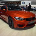 2017 BMW M4 F82 LCI Facelift Competition Coupe Sakhir Orange Genf Live 25 120x120