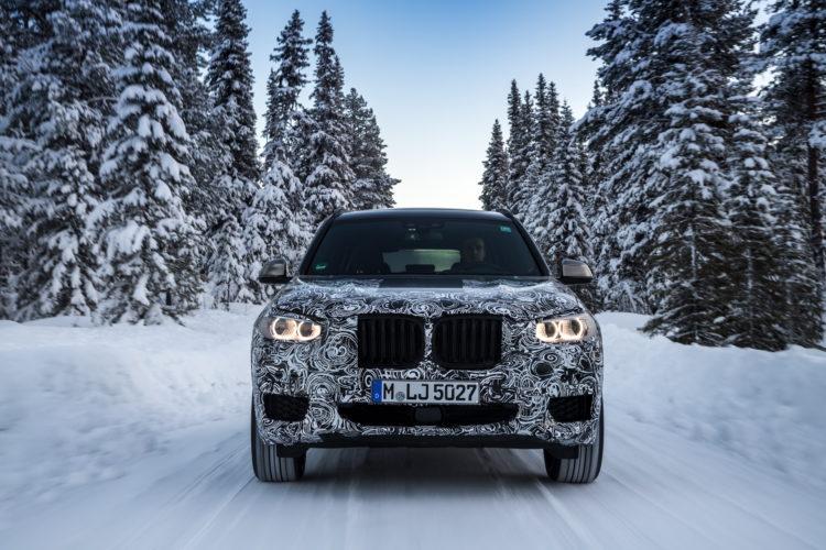 2017 BMW X3 winter testing 05 750x500