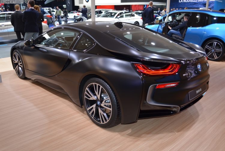 2017 BMW I8 Frozen Black Edition Genf Live 02 1 750x505