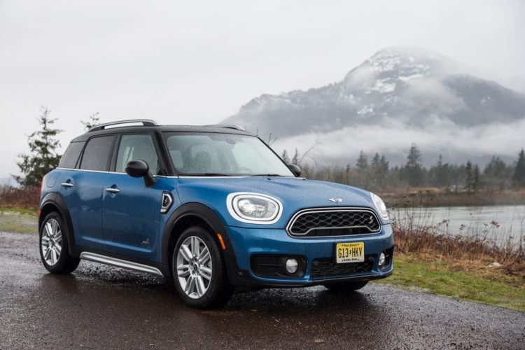 2017 MINI Countryman test drive 117 750x500