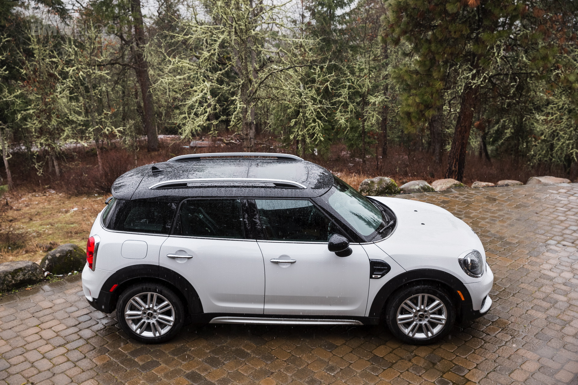 Car And Driver Tests Mini Cooper Countryman 15t Manual
