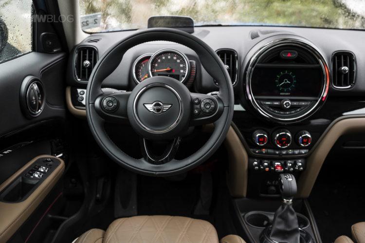 2017 MINI Countryman test drive 163 750x500