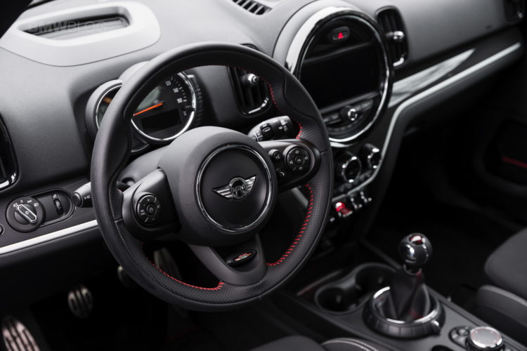 2017 MINI Countryman test drive 174 750x500