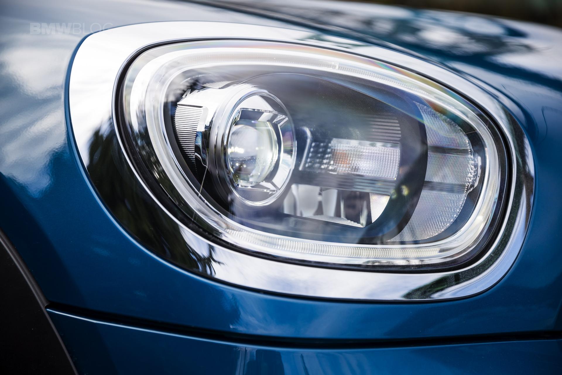 2017 MINI Countryman test drive 38