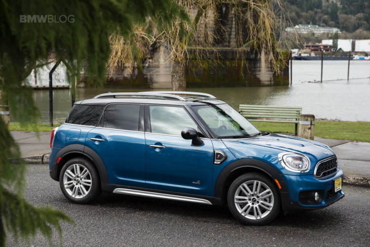 2017 MINI Countryman test drive 42 750x500
