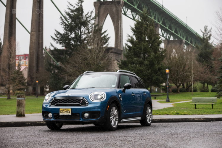 2017 MINI Countryman test drive 53 750x500