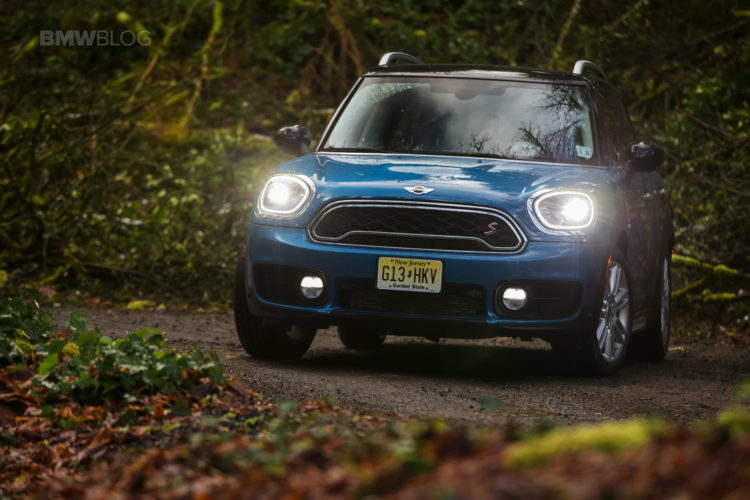 2017 MINI Countryman test drive 60 750x500