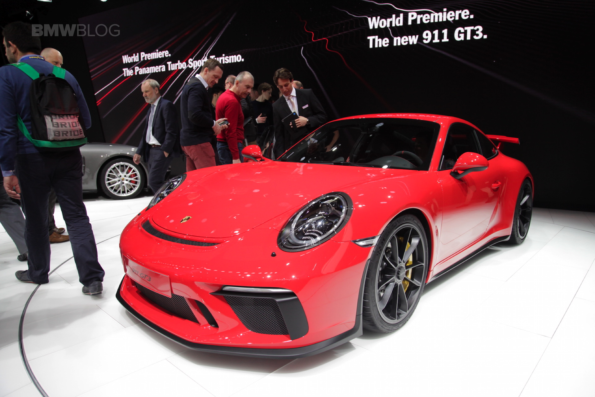 The Deliveries Of New Gt3 Start From Fall This Year Around September And Us Msrp Is 143 600