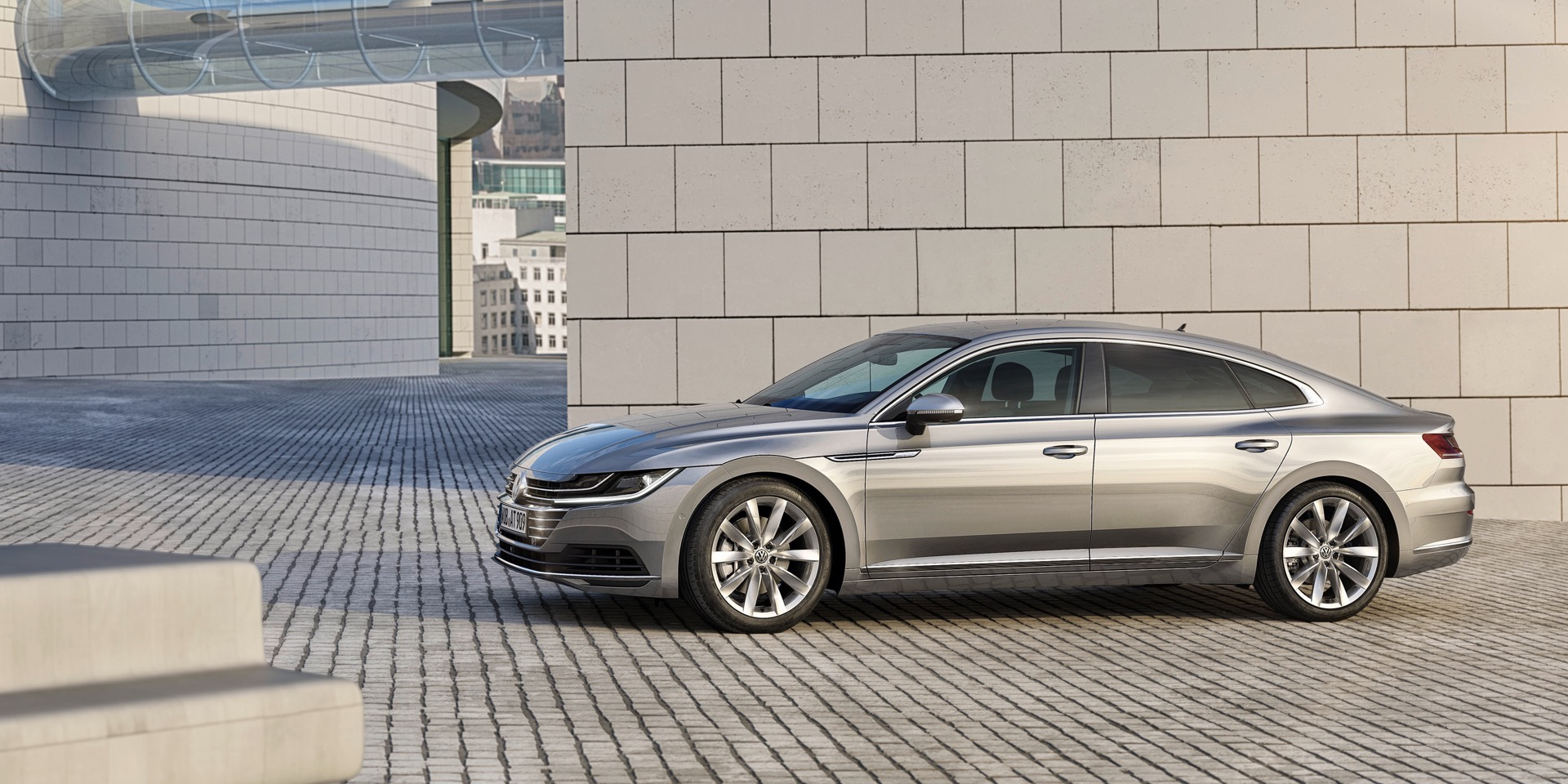 Volkswagen Arteon To Rival Bmw 6 Sereis Gran Coupe Aud A7