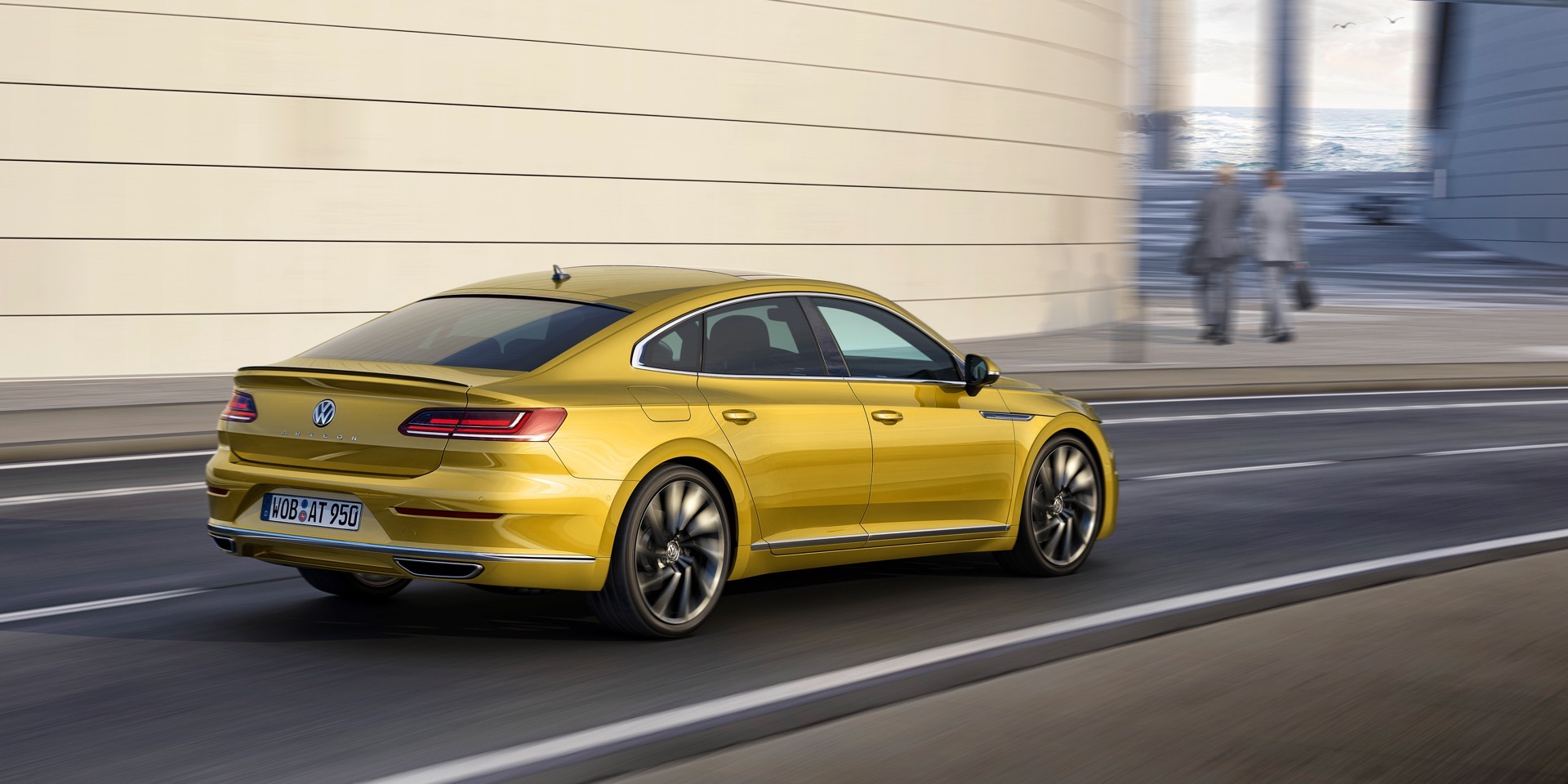 Porsche Panamera Coupe >> Volkswagen Arteon to rival BMW 6 Sereis Gran Coupe, Aud A7