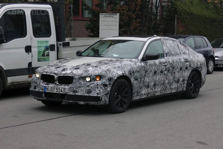 2018 BMW 3 Series spied 04 750x500