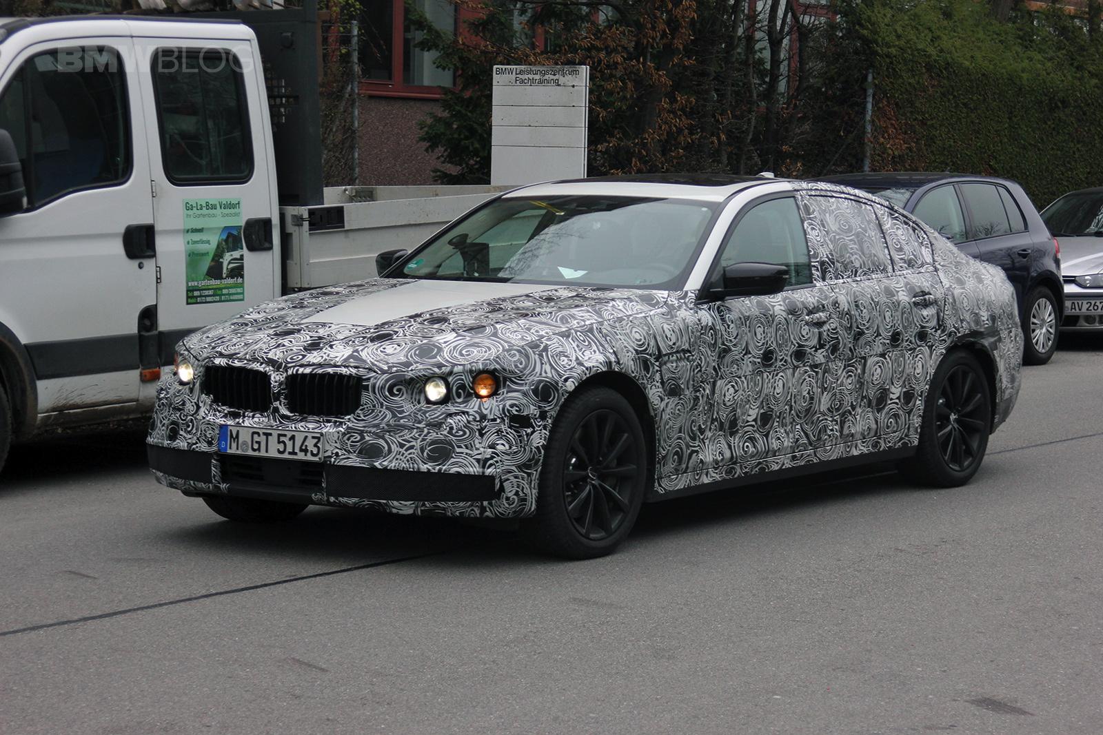2018 BMW 3 Series spied 04