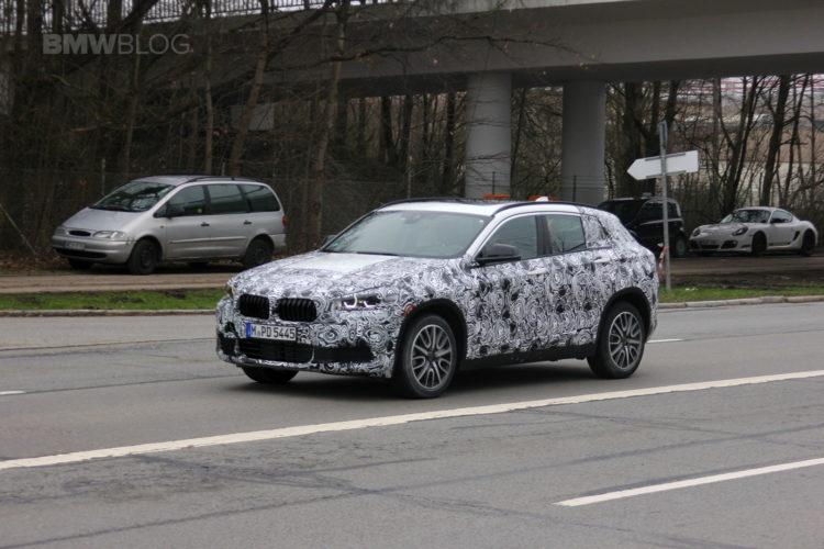 2018 BMW X2 spied 01 750x500