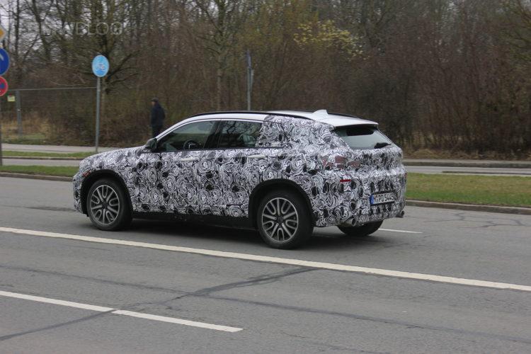 2018 BMW X2 spied 03 750x500