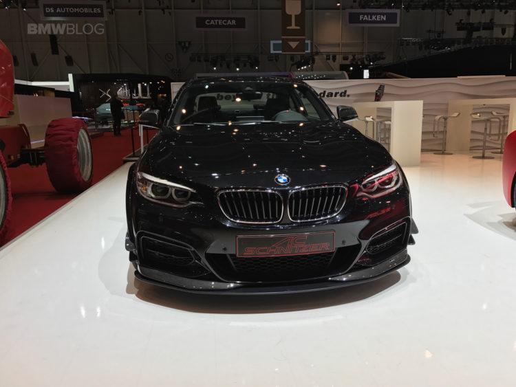 AC Schnitzer Geneva Motor Show 2017 03 750x563